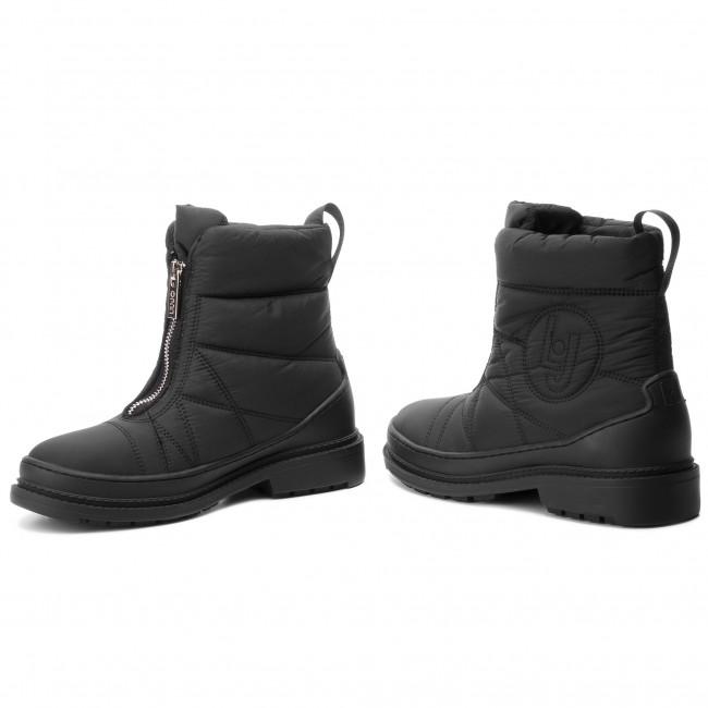 Boots LIU JO - Alison 01 S68015 T0011 Black 22222 - Boots - High ... 17ad6ace7e2