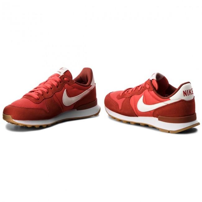 89732ae43df Shoes NIKE - Internationalist 828407 613 Habanero Red Mars Stone Sail