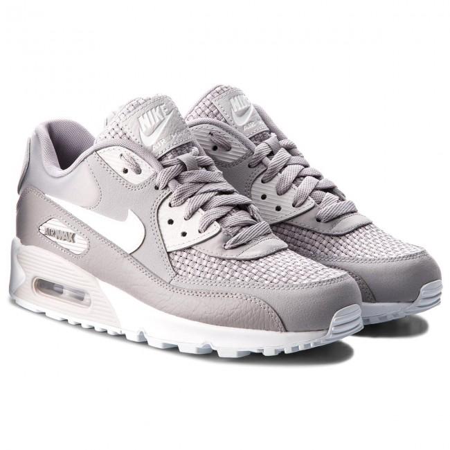 Shoes NIKE Air Max 90 Se 881105 005 Atmosphere GreyWhite