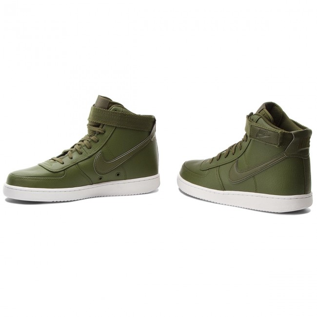 uk availability 9e8f8 3d3dc Shoes NIKE - Vandal High Supreme Ltr AH8518 300 Legion GreenLegion Green