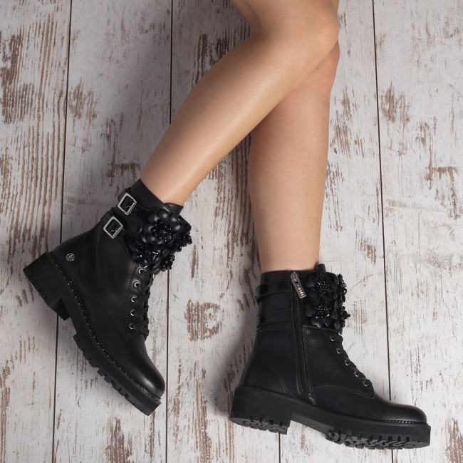 galería negro Cabra  Boots LIU JO - Pink 06 S68097 PX015 Black 22222 - Boots - High boots and  others - Women's shoes | efootwear.eu