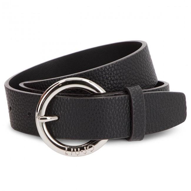 Women s Belt LIU JO - Cintura Isola H 3cm N68302 E0033 Nero 22222 ... 97e1499fa0f