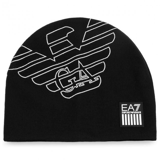 Cap EA7 EMPORIO ARMANI - 275803 8A302 00020 L Black - Men s - Hats ... 92dca57dd623
