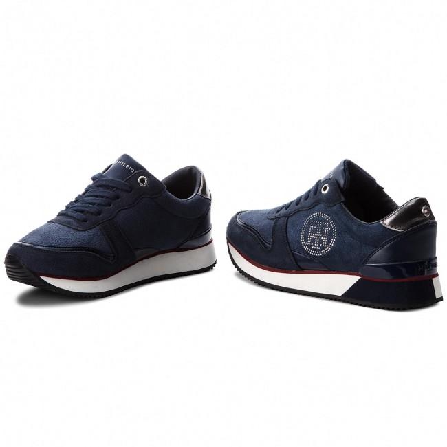 Sneakers TOMMY HILFIGER - Stud City Snea FW0FW03229 Rwb 020 ... 21092efc24