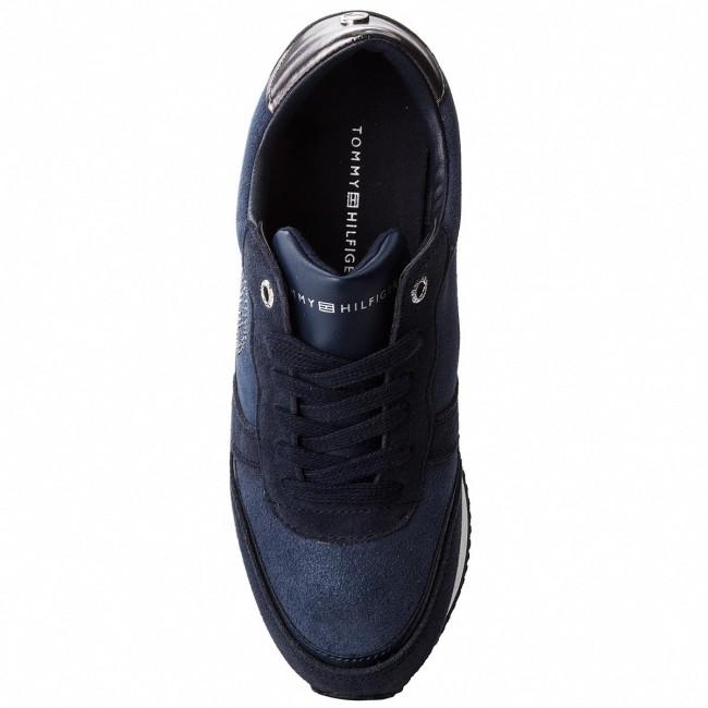 b6047938a8f3 Sneakers TOMMY HILFIGER - Stud City Snea FW0FW03229 Rwb 020 - Sneakers -  Low shoes - Women s shoes - www.efootwear.eu