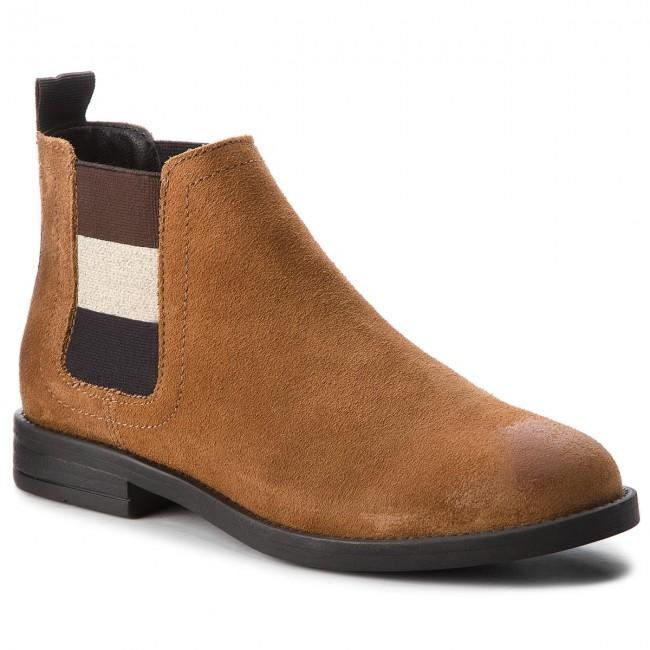 03022a4f1 Ankle Boots TOMMY JEANS - Essential Chelsea Bo EN0EN00305 Winter ...