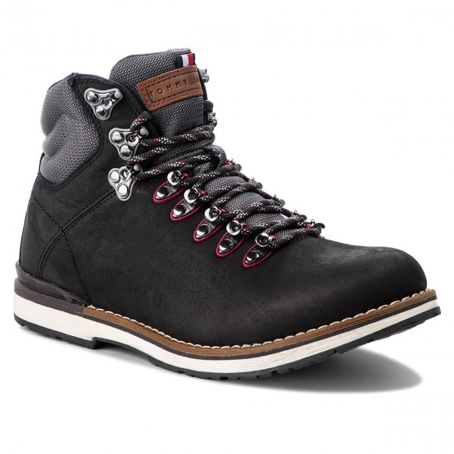 5c0f263fa1ca25 Hiking Boots TOMMY HILFIGER - Outdoor Hiking Detail Boot FM0FM01755 ...