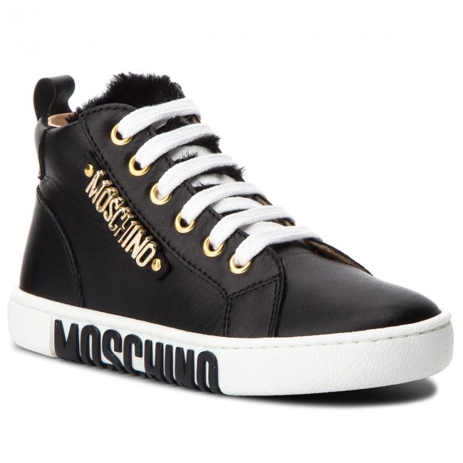 8eea3713a818 Sneakers MOSCHINO - 26217 D Nero - Boots - High boots and others ...