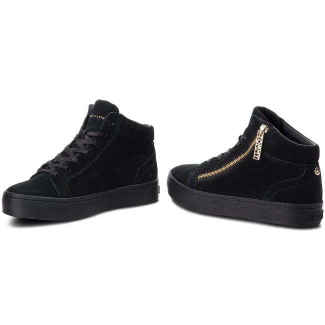 Sneakers TOMMY HILFIGER - Zipper Mid