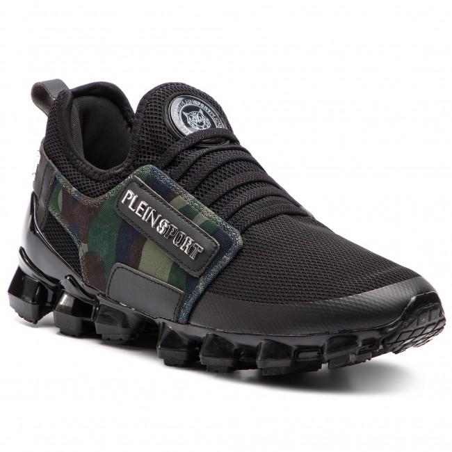 9b37eaf1679c8 Sneakers PLEIN SPORT - Runner Hurricane F18S MSC1371 SXV001N ...