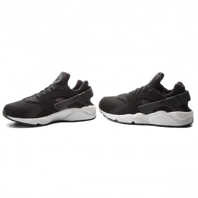 Shoes NIKE - Air Huarache 318429 045 Black/Black/Pure Platinum