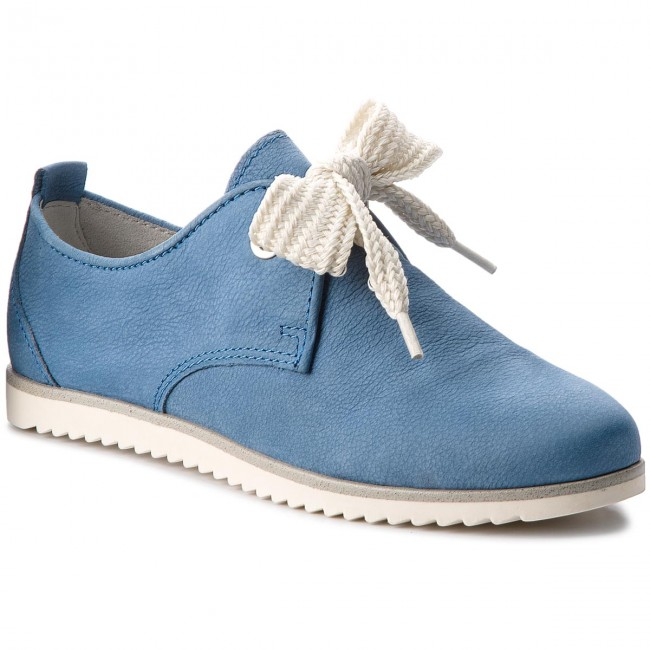 Shoes MARCO TOZZI - 2-23614-20 Azure 883 - Flats - Low shoes ... e972d13998