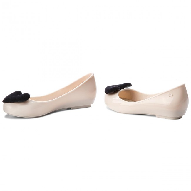 Ballerinas ZAXY - New Pop Heart Fem 82540 Beige 90467 BB285022 02064 3cbXDPQ5