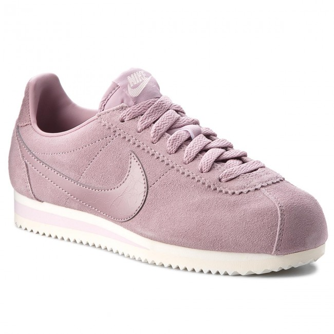 cef3ce44ae0 Shoes NIKE. Classic Cortez Suede AA3839 600 Elemental Rose Elemental Rose
