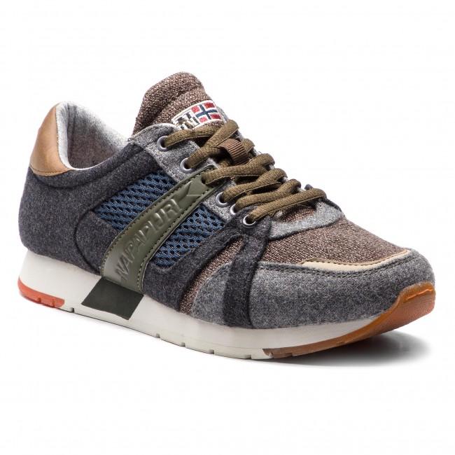 7981d3209bb Sneakers NAPAPIJRI - Rabari 17838010 Grey N80 - Sneakers - Low shoes ...