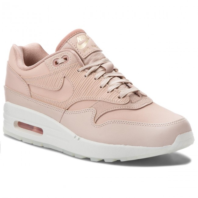 reputable site 0900d 30b5f Shoes NIKE - Air Max 1 Prm 454746 206 Particle Beige/Particle Beige ...