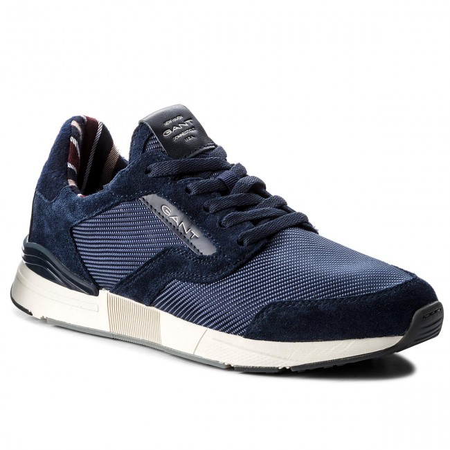 0ebb3e40a68f85 Sneakers GANT - Andrew 17637875 Marine G69 - Sneakers - Low shoes ...