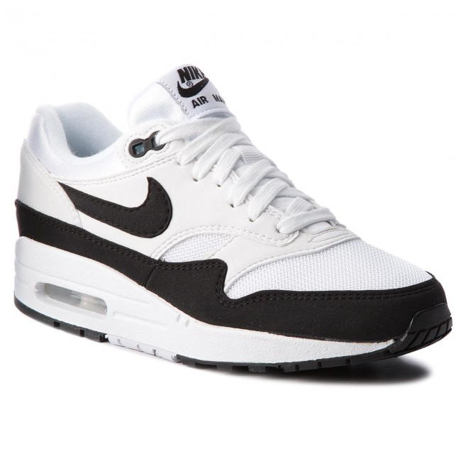 8fdda96e33 Shoes NIKE - Air Max 1 319986 109 White/Black - Sneakers - Low shoes ...