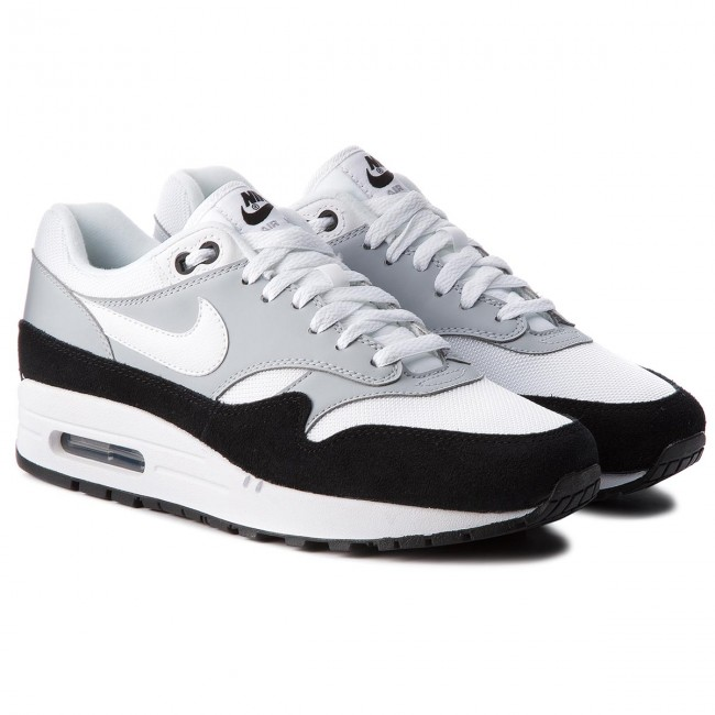 new arrival 2057e 65541 Shoes NIKE. Air Max 1 AH8145 003 Wolf Grey White Black