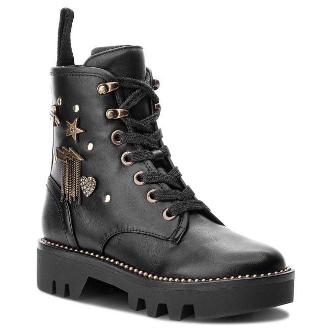 BLACK Boots GUESS Boots FLDIE4 boots others and High ELE10 wrtdrHRq