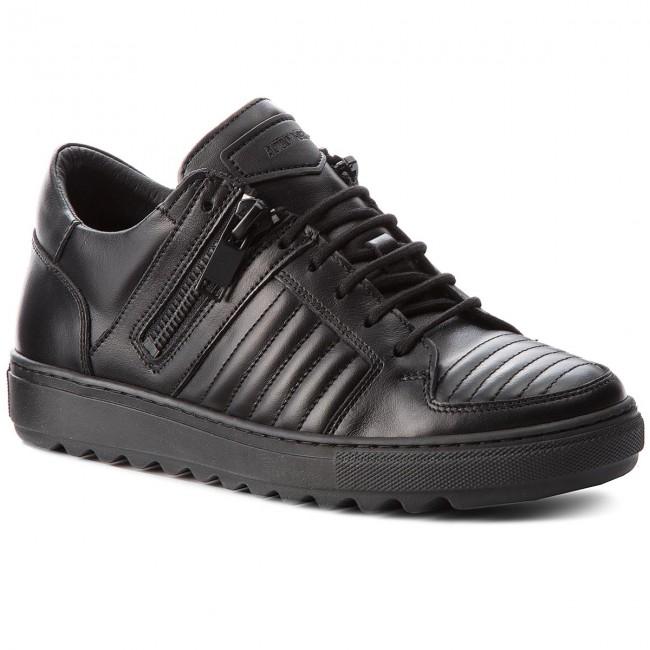 a2ec22cd2cb431 Sneakers ANTONY MORATO - MMFW01041-LE300001 Black 9000 - Sneakers ...