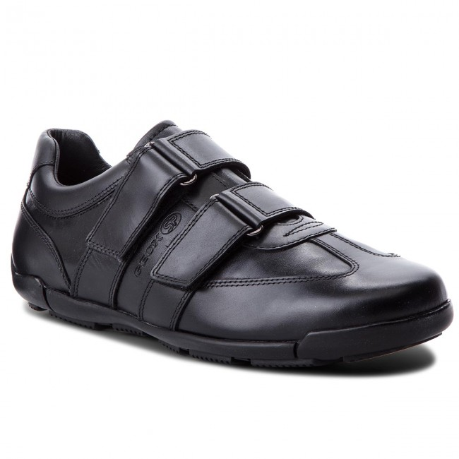 Shoes GEOX U Edgware A U843BA 043BC C9999 Black