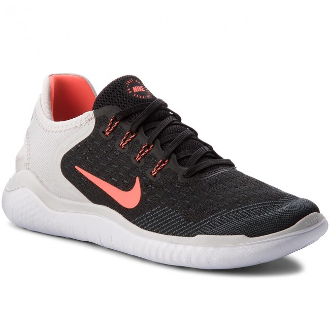 3aa2184da28 Shoes NIKE - Free Rn 2018 942836 005 Black Total Crimson Vast Grey ...