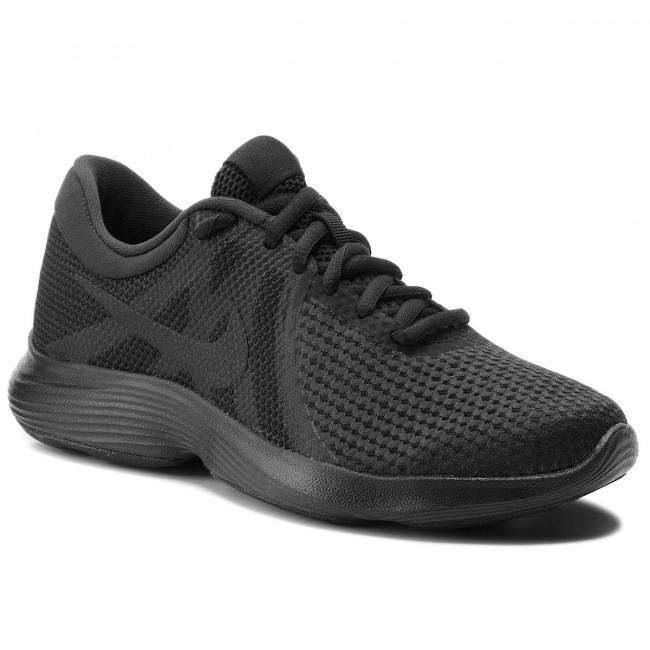 04db8c83d5b8d Shoes NIKE - Revolution 4 Eu AJ3491 002 Black Black - Indoor ...