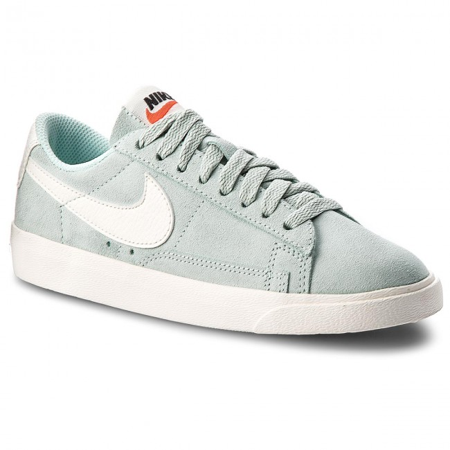 competitive price bedfb 8885c Shoes NIKE - Blazer Low Sd AA3962 301 IglooSailSail
