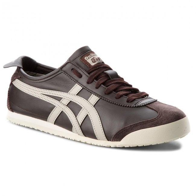 dcf4a52a4bb9e2 Sneakers ASICS - ONITSUKA TIGER Mexico 66 D4J2L Coffee Feather Grey 2912 ...