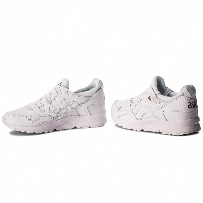 3ac66bd0ee2a Shoes ASICS - TIGER Gel-Lyte V H6R3L Whiite White 0101 - Sneakers ...