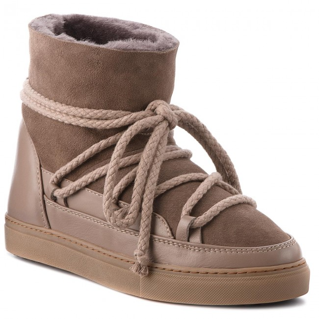 ab38259cab4e Shoes INUIKII - Sneaker Classic 70202-5 Taupe - Winter boots - High ...