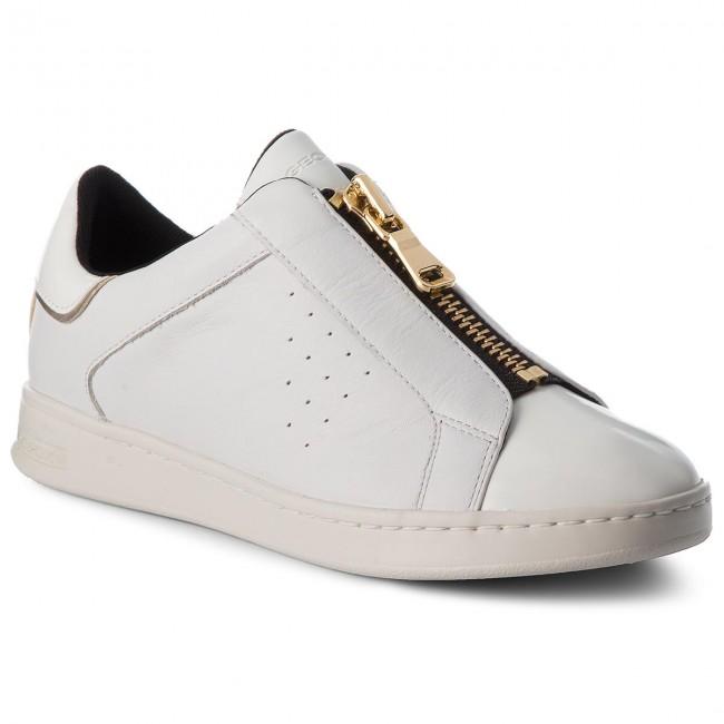 1f5d889bea2 Sneakers GEOX - D Jaysen A D841BA 08554 C1000 White - Sneakers - Low ...