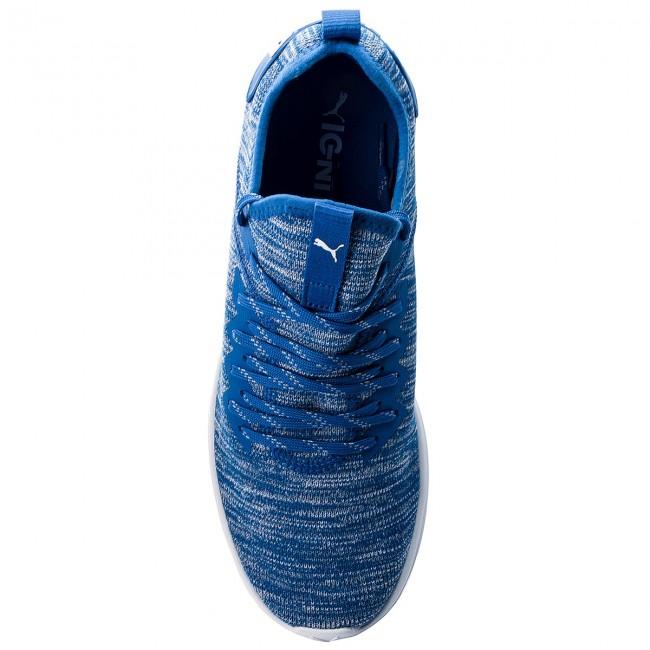 Scarpe PUMA Ignite Flash EvoKnit 190508 13 Strong Blue