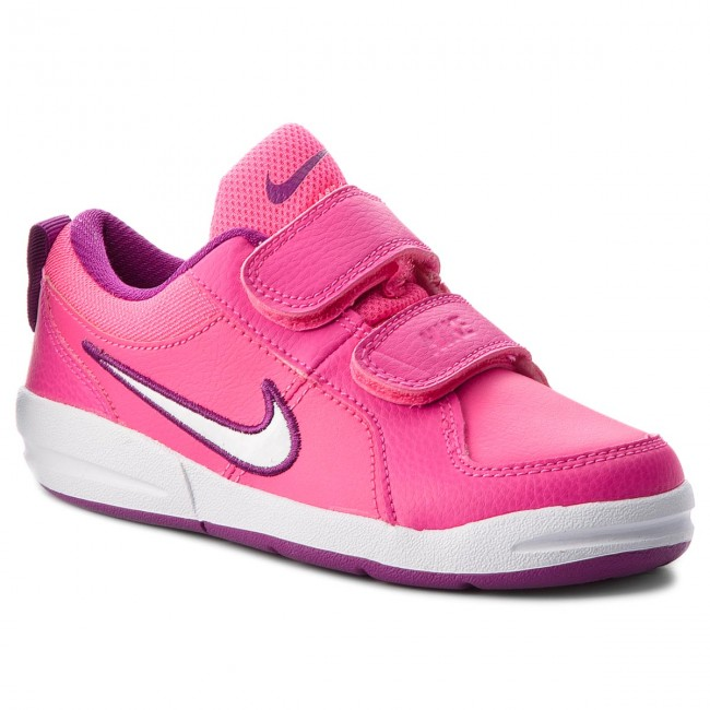 7b2b25eeb2c0 Shoes NIKE - Pico 4 (PSV) 454477 606 Pink Pow White Bold Berry ...