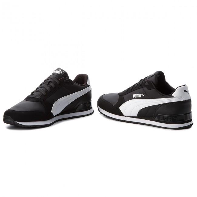 ed4a6e65f05f Sneakers PUMA - St Runner V2 Nl 365278 01 Puma Black Puma White ...