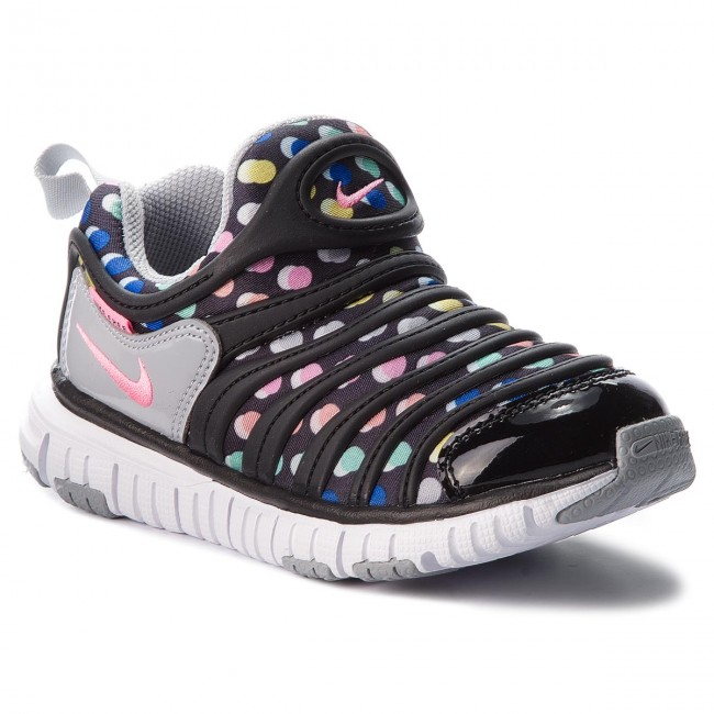 Shoes NIKE - Dynamo Free Print (PS) 834365 003 Black Pink Beam Wolf ... 4b00c8a77