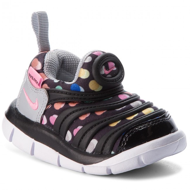 fe771f9afa4e Shoes NIKE - Dynamo Free Print (TD) 834366 003 Black Pink Beam Wolf ...