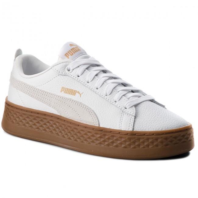 97168d075353 Sneakers PUMA - Smash Platform L 366487 02 Puma White Puma White ...