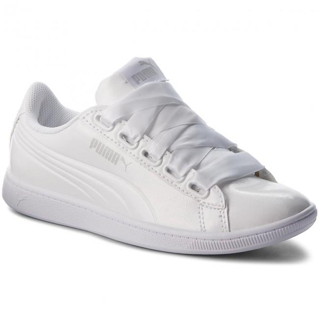 Sneakers PUMA - Vikky Ribbon P 366417 02 Puma White Puma White ... 5298f108e
