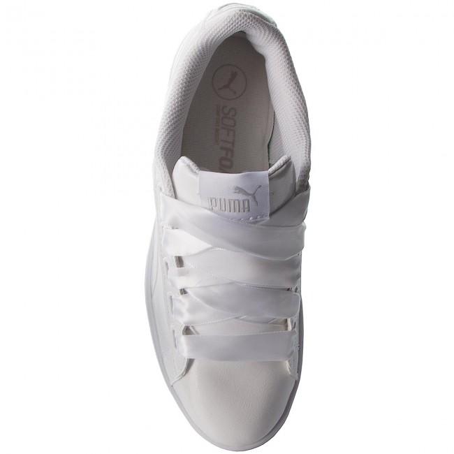 Sneakers PUMA Vikky Ribbon P 366417 02 Puma WhitePuma White