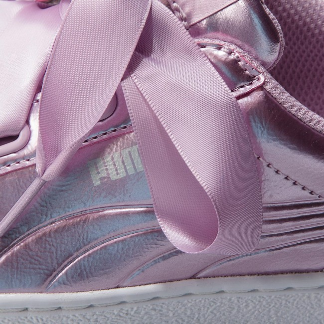 049b9ae6a71 Sneakers PUMA - Vikky Platform Ribbon P 366419 04 Winsome Orchid Wi Orchid