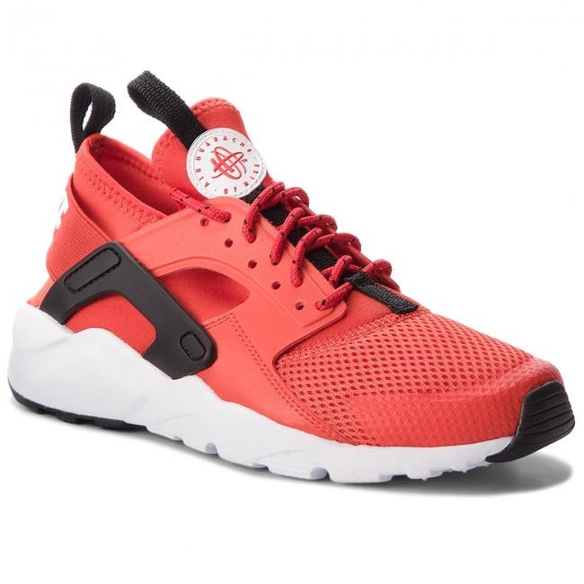 301e05aa9507 Shoes NIKE - Air Huarache Run Ultra Gs 847569 600 Habanero Red White White