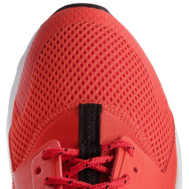 Shoes NIKE Air Huarache Run Ultra Gs 847569 600 Habanero RedWhiteWhiteBlack