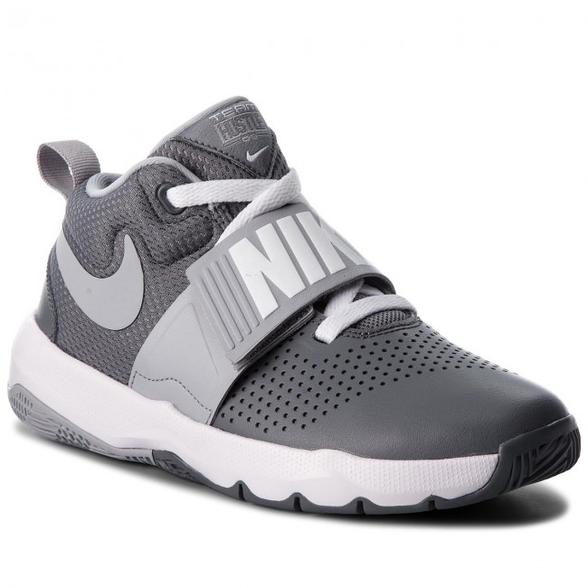 Shoes NIKE - Team Hustle D 8 (GS) 881941 005 Cool Grey Wolf Grey ... 0d2f4dff96