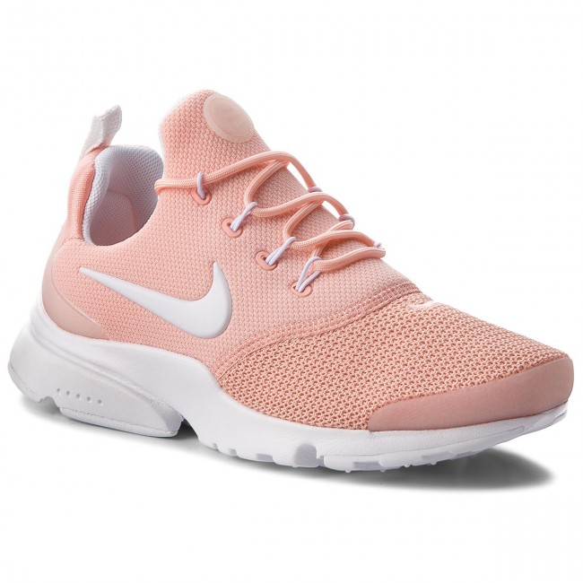 04180298caf2 Shoes NIKE - Presto Fly 910569 605 Coral Stardust White - Sneakers ...