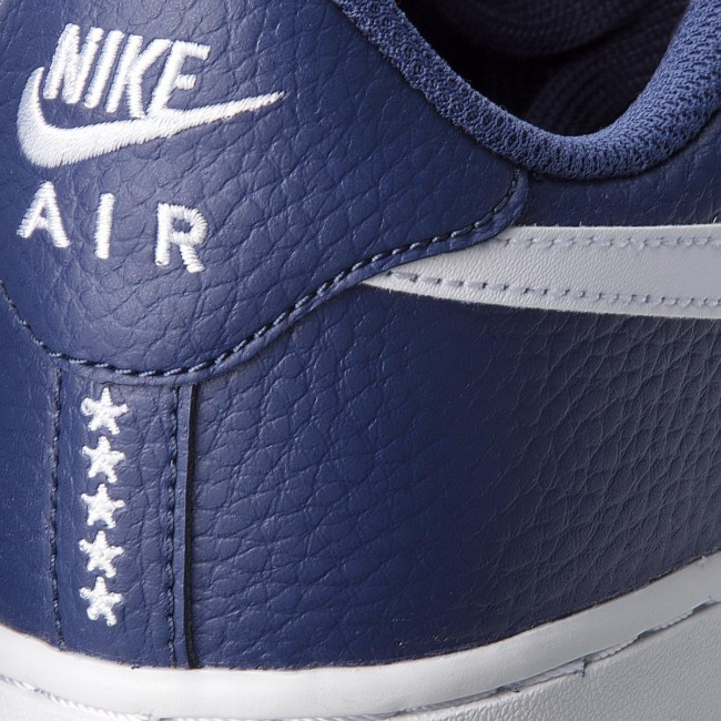 buy online 1c14e 47969 Shoes NIKE - Air Force 1  07 AA4083 401 Blue Recall White