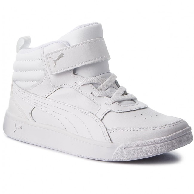ed0701a6f601 Sneakers PUMA - Rebound Street V2 L V Ps 363914 02 Puma White Puma White