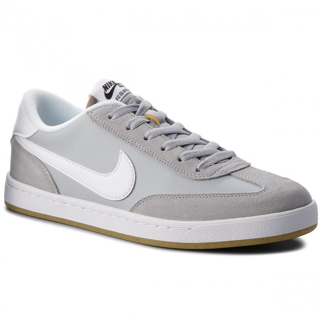 bf7ad75d307 Shoes NIKE - Sb Fc Classic 909096 005 Wolf Grey White Black ...