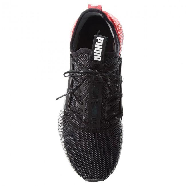 Schuhe PUMA Hybrid Rocket Runner 191592 01 Puma BlackRibbon Red